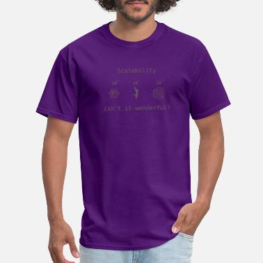 Scalable Scalability - Men's T-Shirt