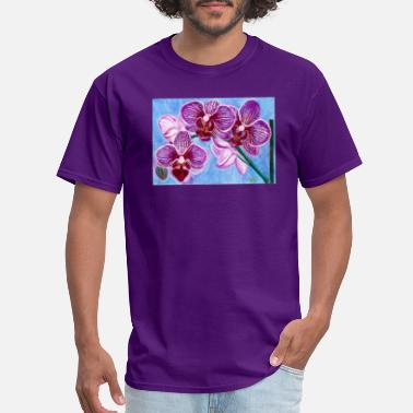 Orchid of Hope - Men's T-Shirt
