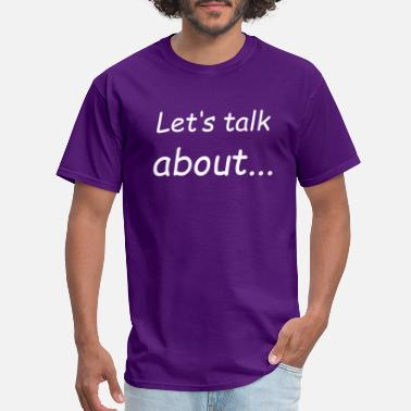 American Furniture Let's talk about... Gift Idea - Men's T-Shirt
