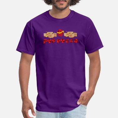 Red Rocks Red Pop Rocks - Men's T-Shirt