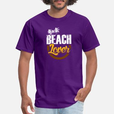 Sun Bathing Beach Lover swimming sun bathe gift - Men's T-Shirt