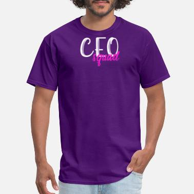 Lady Ceo Entrepreneur CEO Squad - Men's T-Shirt