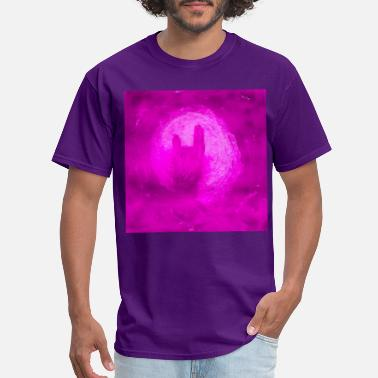 Brand Pink Circle Of Protection - Men's T-Shirt