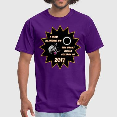 2017 Miss Blinded by 2017 Eclipse - Men's T-Shirt