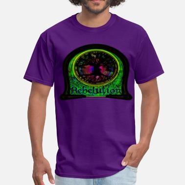 Rebelution Rebelution Tree of Life 2 - Men's T-Shirt