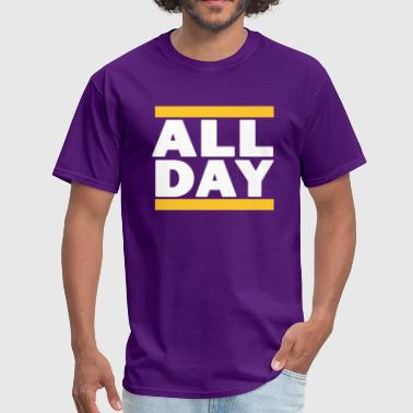 Adrian Peterson All Day - Men's T-Shirt