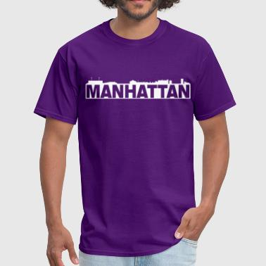 Manhattan Skyline - Men's T-Shirt