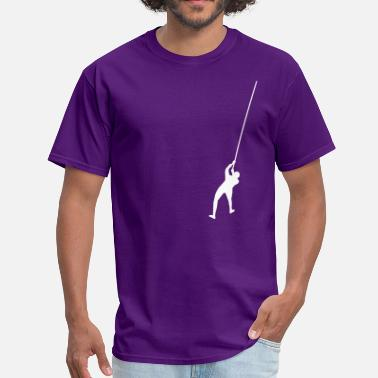 Parkour climbing - Men's T-Shirt