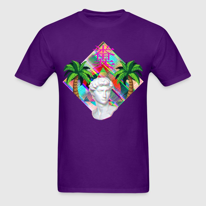 Vaporwave - Men's T-Shirt