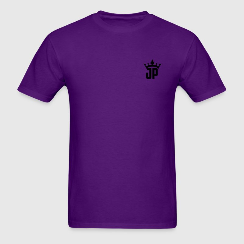 JP Crown Logo - Men's T-Shirt