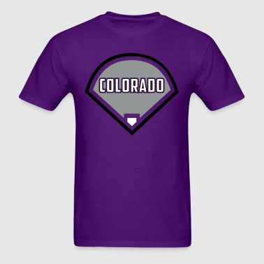 Rockies - Men's T-Shirt