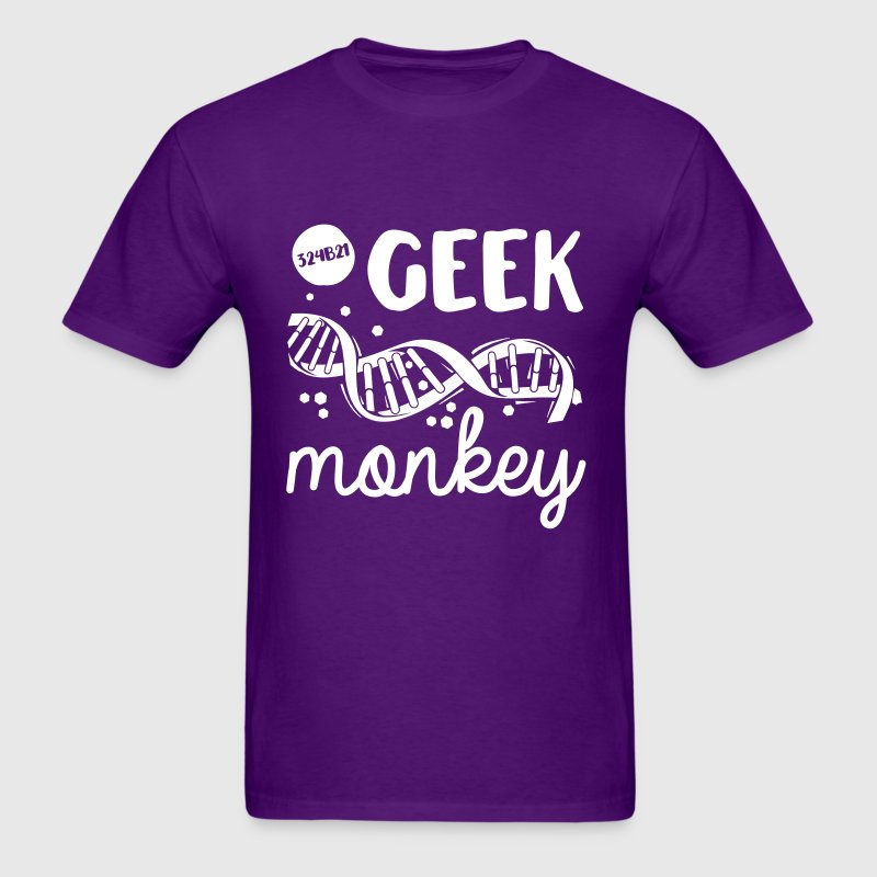 Geek Monkey Cosima 324B21 - Men's T-Shirt