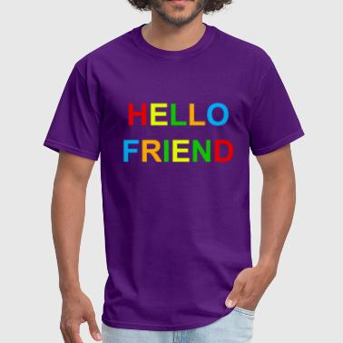 Friend - Men's T-Shirt