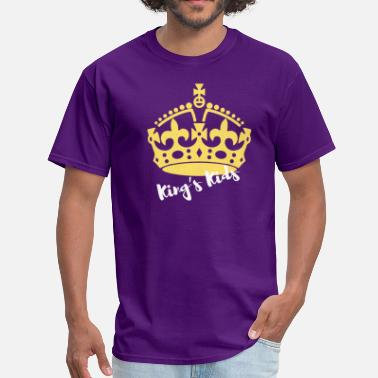 Royalty kings_kids01_ source file - Men's T-Shirt
