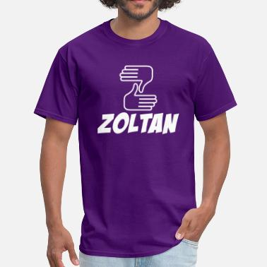 Zoltan Zoltan - Men's T-Shirt