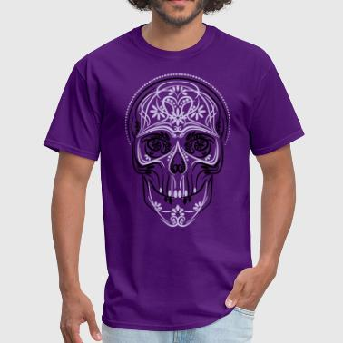 Decorative Scull - Men's T-Shirt