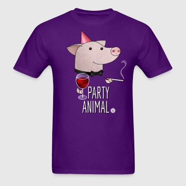 Party boy - Men's T-Shirt