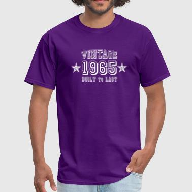 1965 - Built to last! - Men's T-Shirt