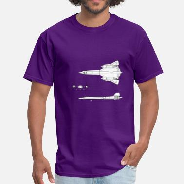 6f254d37 12a Lockheed YF 12A 3view - Men's ...