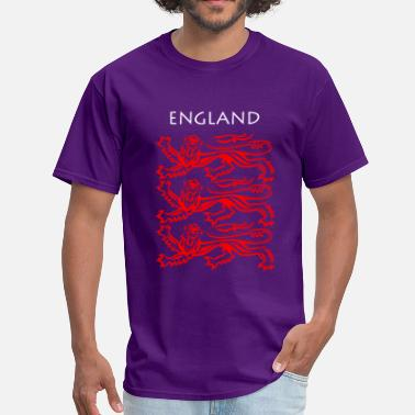 Royal Arms Of England England Coat of Arms - Men's T-Shirt