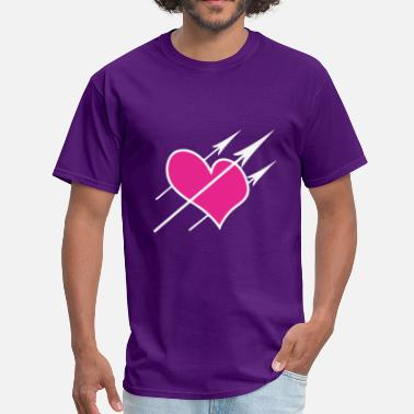 Love Archery Loved archery - Men's T-Shirt