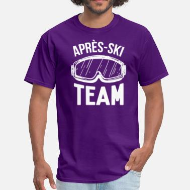 Apres-ski Team Apres-Ski Team - Men's T-Shirt