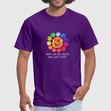 International Dot Day What can you create with - Men's T-Shirt