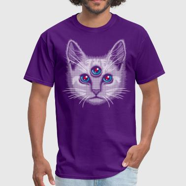 Shaman Cat - Men's T-Shirt