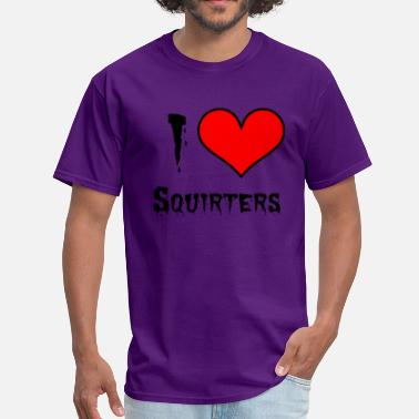 Squirter Squirters - Men's T-Shirt