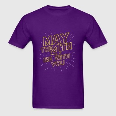 May the FourthMay the Fourth - Men's T-Shirt