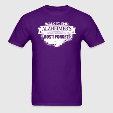 Alzheimer's Benefit - Men's T-Shirt