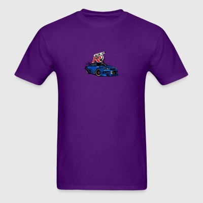 NISSAN GT-R R34 - Men's T-Shirt