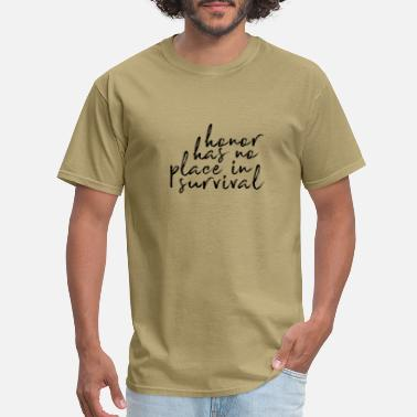 Roth Honor Has No Place - Men's T-Shirt