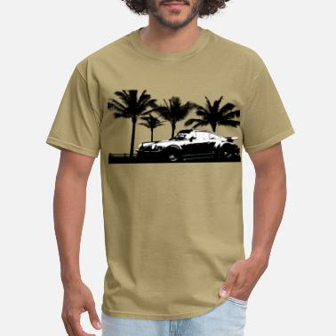 Miami Life Miami Life without font - Men's T-Shirt