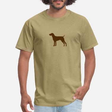 Pointer German Shorthaired Pointer - Men's T-Shirt