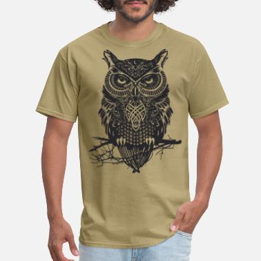 Owl owl - Men's T-Shirt