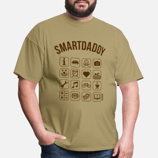 50177414 ... Dad / SVG) - Men's T-Shirt. Back. Back. Design. Front. Front