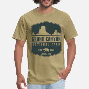 Grand Grand Canyon - Men's T-Shirt