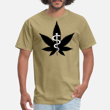 Medicinal Cannabis Cannabis Medicine - Men's T-Shirt