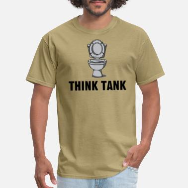 Think Tank Think Tank - Men's T-Shirt