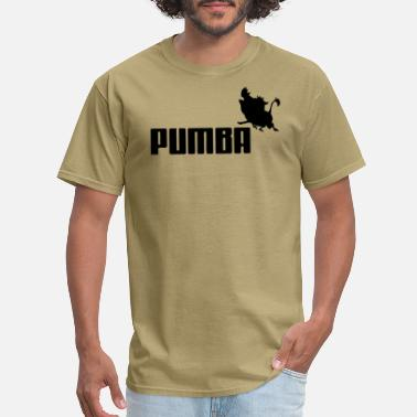 Pumba pumba - Men's T-Shirt