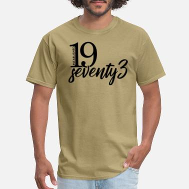 Established Established 19 seventy3 - Men's T-Shirt