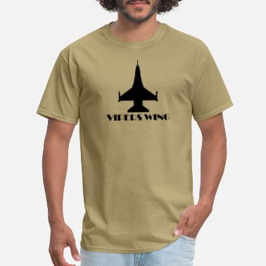 air force fighting falcon - Men's T-Shirt