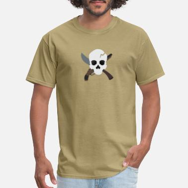 Chant Skull - Men's T-Shirt