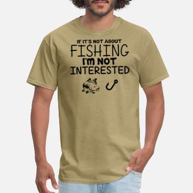 Fisherman Jokes Joke Fisherman Carp Angling - Men's T-Shirt