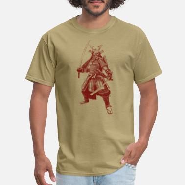 Samurai Samurai - Men's T-Shirt