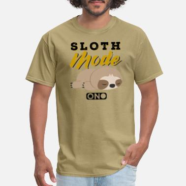 a5315fdb0 Sloth Quote Funny Sloth Quotes - Men's T-Shirt