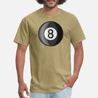 Ball 8 Ball - Men's T-Shirt