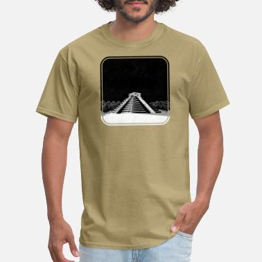 Chichen Itza El Castillo Chichen Itza - Men's T-Shirt