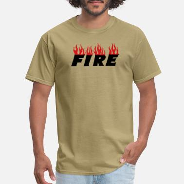 Joke fire - Men's T-Shirt